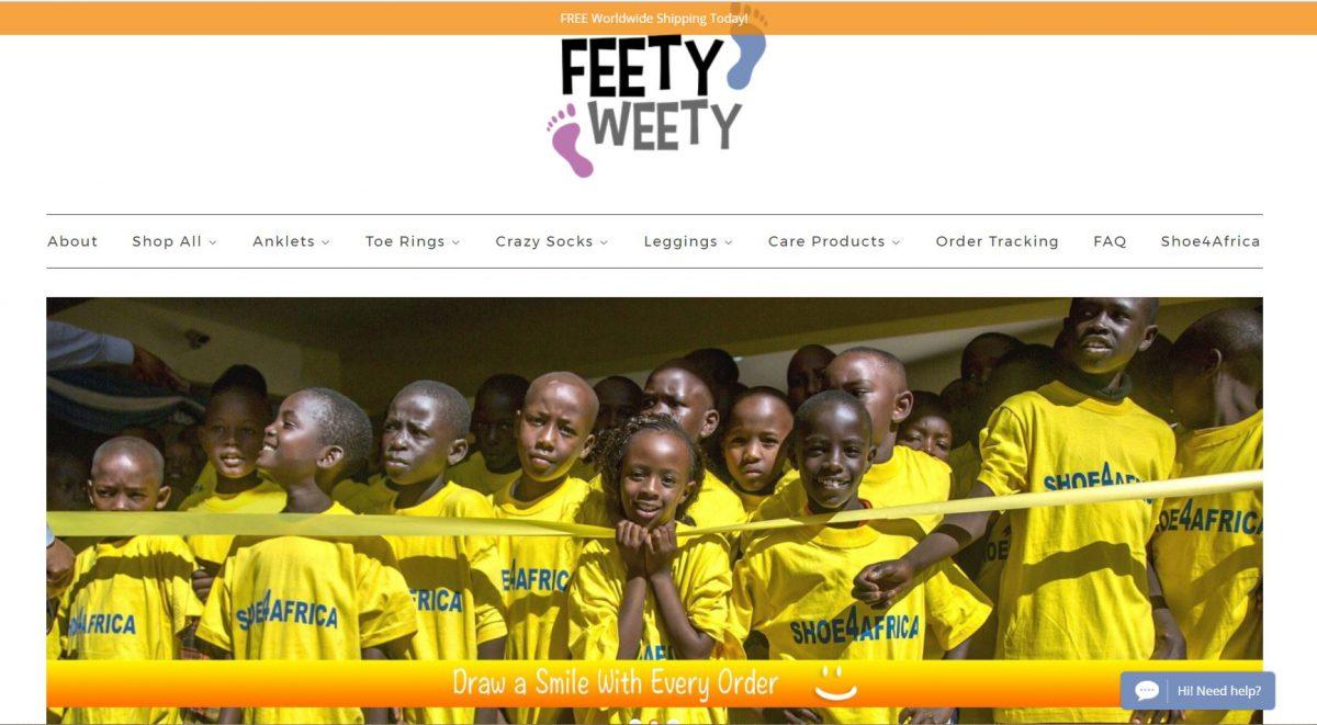 feetyweety